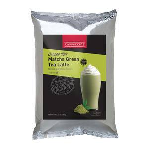 Cappuccine Matcha Green Tea Latte - Home Of Coffee