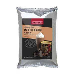 Cappuccine Mexican Spiced Cocoa - Home Of Coffee
