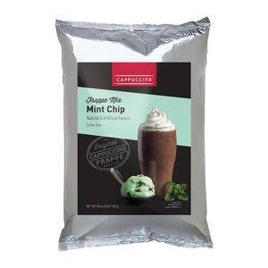 Cappuccine Mint Chip - Home Of Coffee