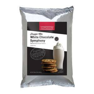 Cappuccine White Chocolate Symphony - Home Of Coffee
