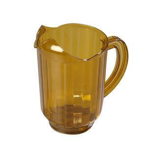 Carlisle® VersaPour® Pitcher Amber 60 oz - Home Of Coffee