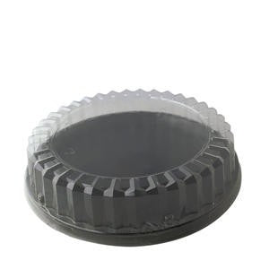 "Caterline® Pack n' Serve Dome Lid Low 12"" - Home Of Coffee"