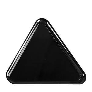 "CaterLine® Tray Triangle Black 16"" - Home Of Coffee"