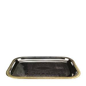"Celebration™ Tray Rectangular 20 1/2"" x 14"" - Home Of Coffee"