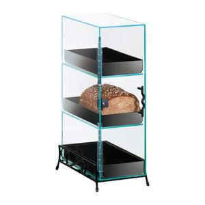 Classic 3 Tier Bread Case - Home Of Coffee