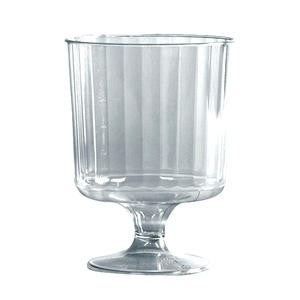 Classicware® Crystal™ Wine 1-Piece 8 oz - Home Of Coffee