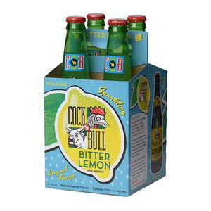 Cock n' Bull Bitter Lemon Bottle - Home Of Coffee