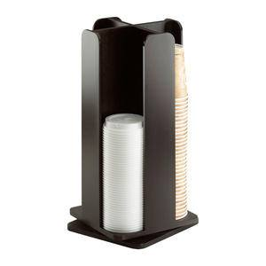 Cup/Lid Organizer - Home Of Coffee