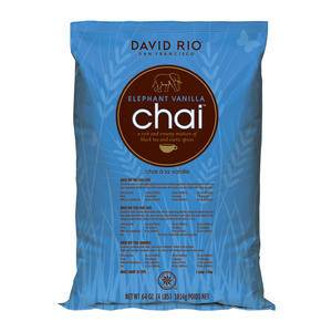 David Rio Elephant Vanilla™ Chai - Home Of Coffee