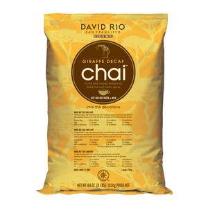 David Rio Giraffe Chai Decaf - Home Of Coffee