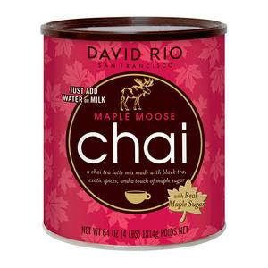 David Rio Maple Moose™ Chai - Home Of Coffee