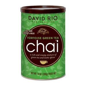 David Rio Tortoise Green Tea™ Chai - Home Of Coffee