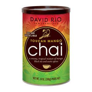 David Rio Toucan Mango™ Chai - Home Of Coffee