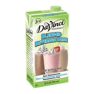 DaVinci Gourmet® Dairy Base - Home Of Coffee