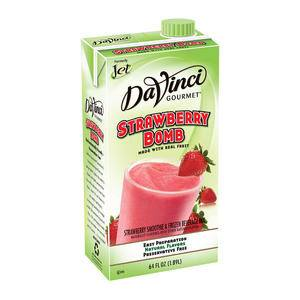 DaVinci Gourmet® Strawberry Bomb - Home Of Coffee