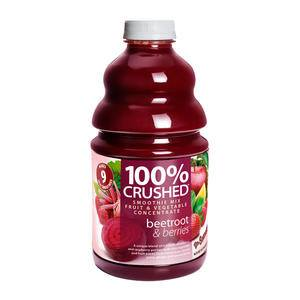 Dr. Smoothie® 100% Crushed® Beetroot & Berries - Home Of Coffee