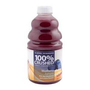 Dr. Smoothie® 100% Crushed® Blueberry Banana - Home Of Coffee