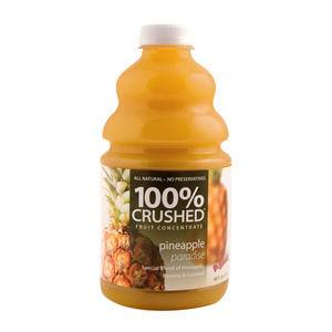 Dr. Smoothie® 100% Crushed® Pineapple Paradise - Home Of Coffee