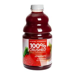 Dr. Smoothie® 100% Crushed® Strawberry - Home Of Coffee