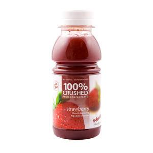 Dr. Smoothie® 100% Crushed® Strawberry 8 oz - Home Of Coffee