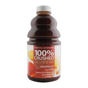 Dr. Smoothie® 100% Crushed® Strawberry Banana - Home Of Coffee