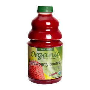 Dr. Smoothie® Organic Strawberry Banana - Home Of Coffee