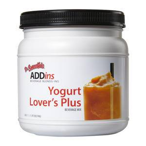 Dr. Smoothie® Yogurt Lover's Plus Add-In - Home Of Coffee
