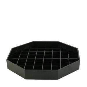 Drip Tray Octagon Black - Home Of Coffee