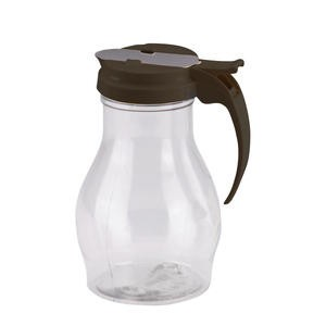 Dripcut® Server Clear with Black Top 7 oz - Home Of Coffee