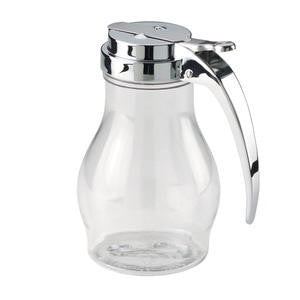 Dripcut® Server Clear with Chrome Top 16 oz - Home Of Coffee