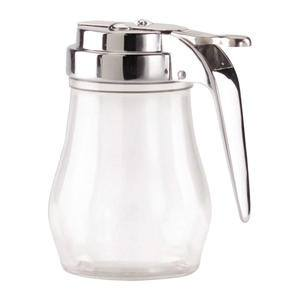 Dripcut® Server Clear with Chrome Top 7 oz - Home Of Coffee