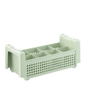 Flatware Basket 8 Compartment - Home Of Coffee