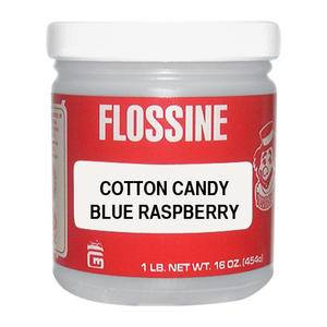 Flossine™ Cotton Candy Blue Raspberry - Home Of Coffee