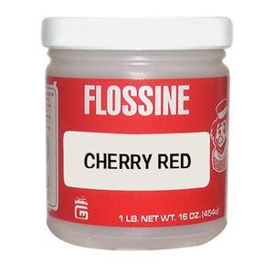 Flossine™ Cotton Candy Cherry Red - Home Of Coffee