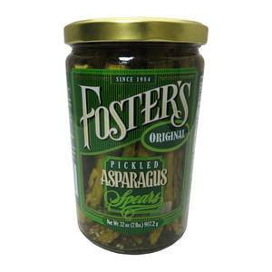 Foster's Pickled Asparagus Spears - Home Of Coffee