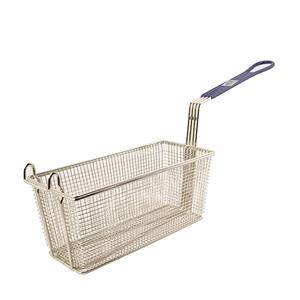 Fry Basket Blue Handle - Home Of Coffee