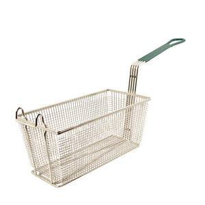 Fry Basket Green Handle - Home Of Coffee