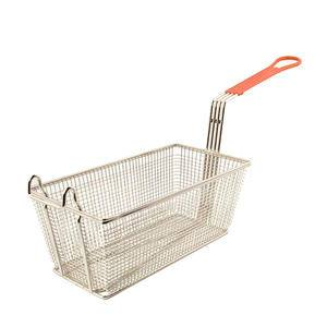Fry Basket Red Handle - Home Of Coffee