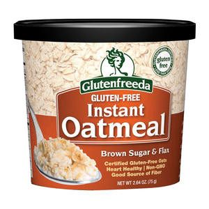 Glutenfreeda Oatmeal Brown Sugar and Flax - Home Of Coffee