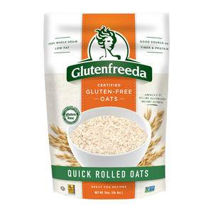 Glutenfreeda Oatmeal Plain Quick Oats - Home Of Coffee