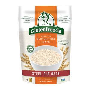 Glutenfreeda Oatmeal Steel Cut Oats - Home Of Coffee