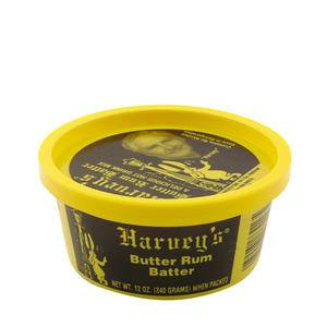 Harvey's Hot Butter Rum 12 oz - Home Of Coffee