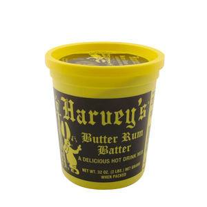 Harvey's Hot Butter Rum 32 oz - Home Of Coffee