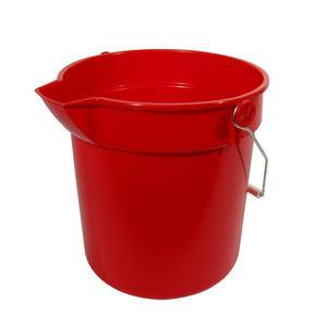 Huskee® Bucket Red 14 qt - Home Of Coffee