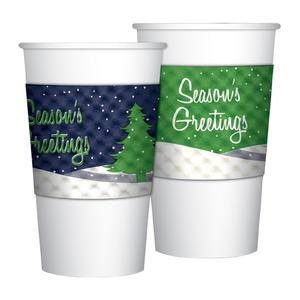 Java Jacket® Holiday Landscape 1 & 2 - Home Of Coffee