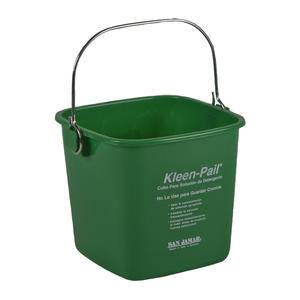 Kleen-Pail® Green 3 qt - Home Of Coffee
