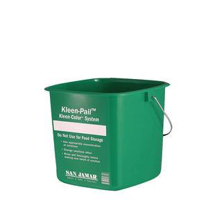 Kleen-Pail® Green 8 qt - Home Of Coffee