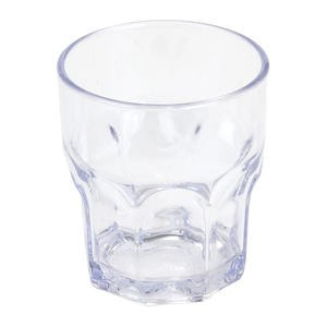 Louis™ Tumbler Rocks Clear 8 oz - Home Of Coffee
