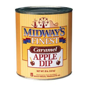 Midway's Finest Caramel Apple Dip - Home Of Coffee