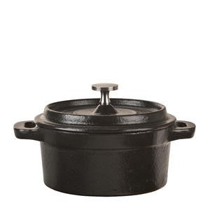 Mini Dutch Oven with Lid 9 oz - Home Of Coffee